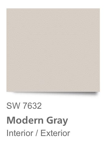 sherwin williams gray paint colors