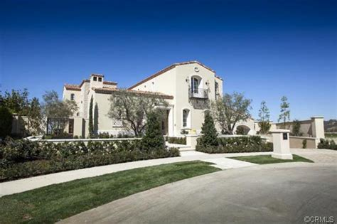 10 Coral Ridge Floor Plan by 13 9 Million Newly Built Mansion In Newport Coast Ca