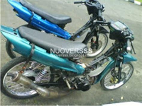 Knalpot Yamaha F1zr Crome Orisinil drag modification modif drag race fcci drag yamaha f1zr drag bike modification