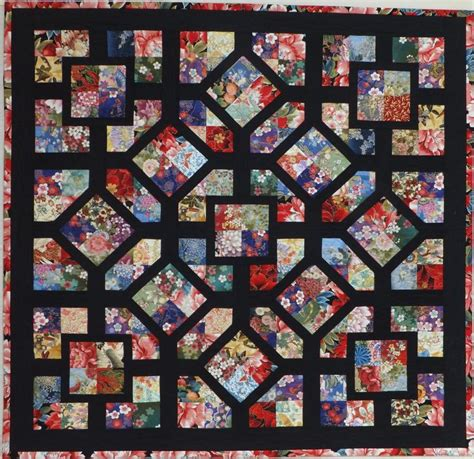 117 best stained glass quilts images on