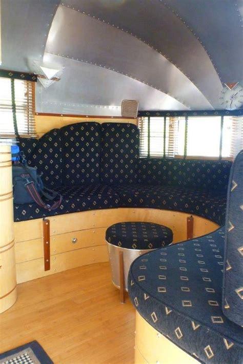 images  airstream wrap  seating  pinterest gaucho vintage airstream
