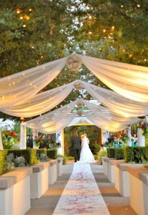 simple backyard wedding ideas pin by deborah slocum on wedding pinterest