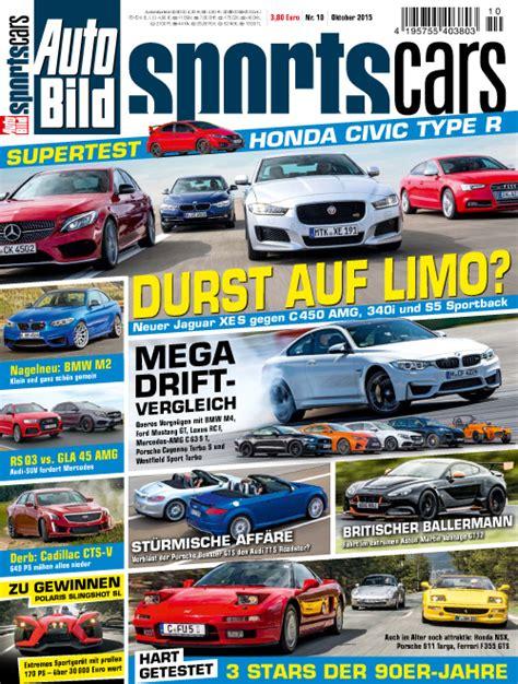 Auto Bild Sportscars October 2015 auto bild sportscars october 2015 187 giant archive of