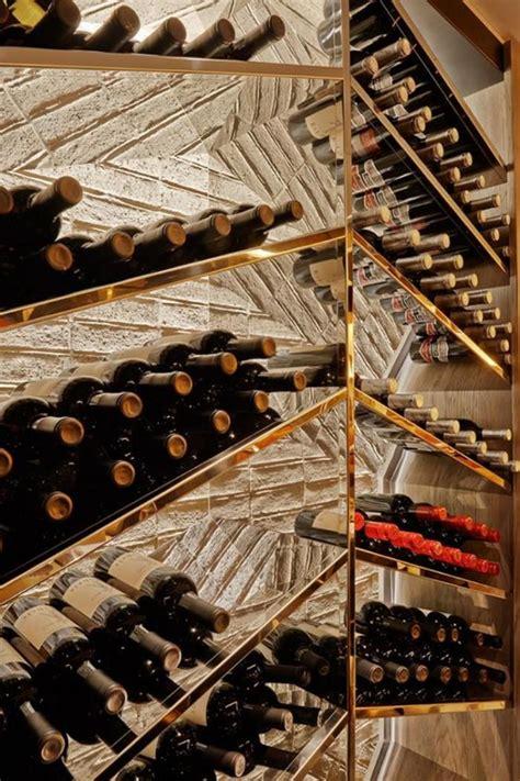 weinregal modern 232 cr 233 er sa cave 224 vin fantastique pour un petit ou un