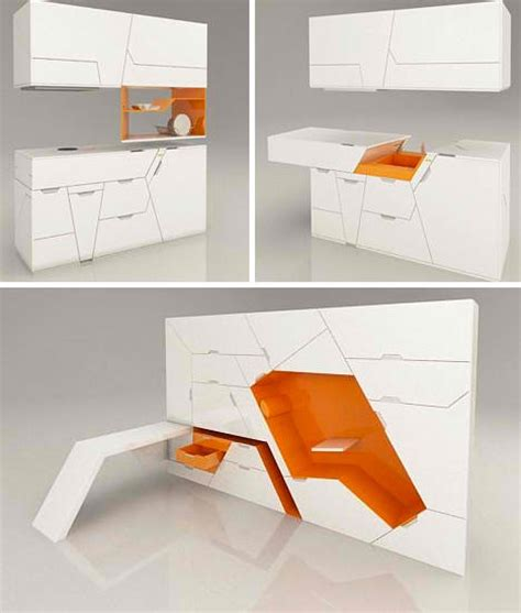 Fold Out by Fold Out Room 12 Ultra Compact Living Pods Systems
