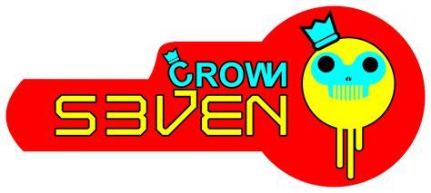 Diskon Kaos Logo 1 Distro Seven kaos distro keren logo seven crown distro