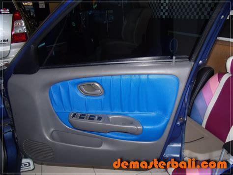 Karpet Mobil Suzuki Baleno demaster bali cover jok paten mobil jok kulit mobil
