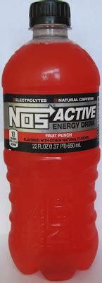 Xenergy Energy Drink Kicks And Punches Its Way Onto by Caffeine King Nos Active Fruit Punch Energy Drink Review