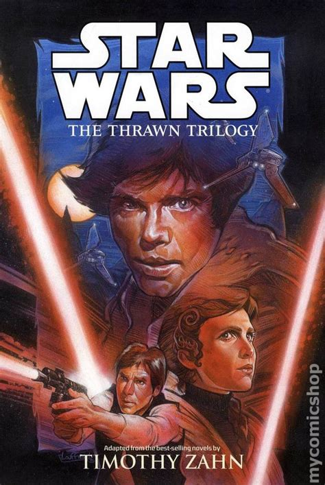 thrawn wars books comic books in wars the thrawn trilogy