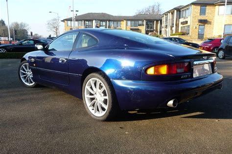 Aston Martin Db7 Coupe Aston Martin Db7 Vantage Coupe Hwm Aston Martin
