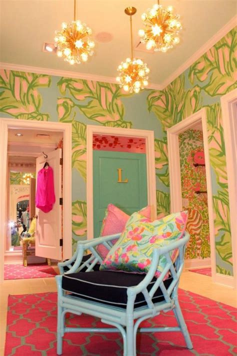 lilly pulitzer bedroom wallpaper set dressing the elegant addition to your home