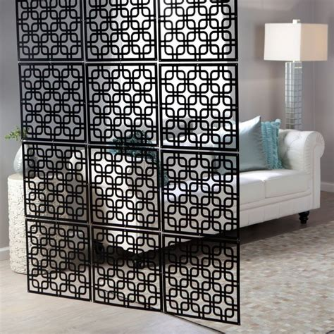 hanging wall dividers metal room dividers partitions metal elements cool