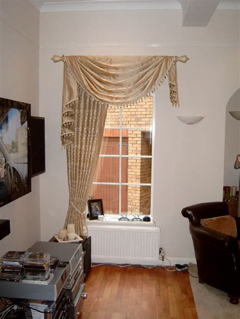 swags and tail curtains 20 best images about window dressing on pinterest window