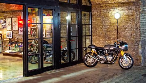 The Shed Club by The Bike Shed Motorcycle Club Rocketgarage Cafe Racer