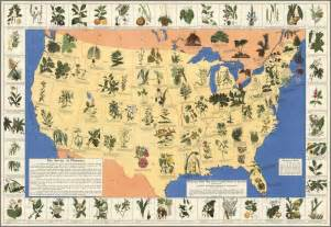 history of medicinal plants map of the plants in the