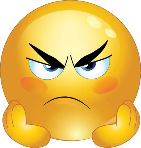 emoji angry angry smiley face emoticons clipart autism pinterest