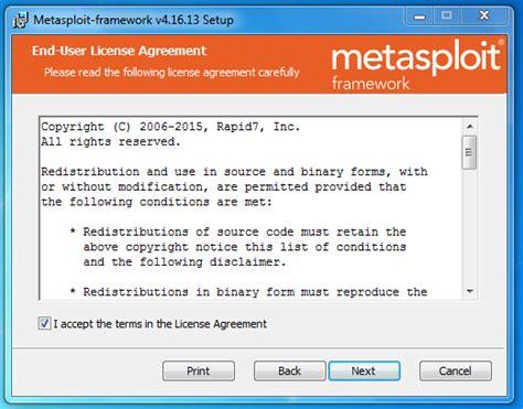 Metasploit Tutorial Windows 10   tutorial install metasploit framework di windows tester