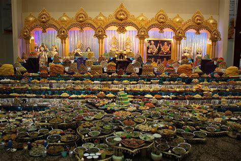diwali annakut celebration 2015 washington dc usa