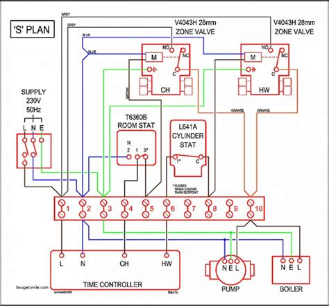 danfoss underfloor heating wiring diagrams circuit and