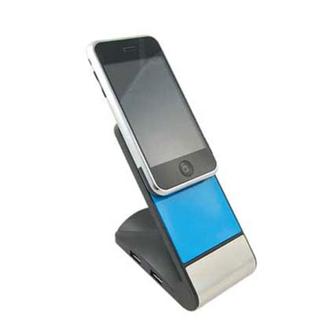 Gift Card Scanner Iphone - 4804 usb hub card reader iphone holder business gifts singapore