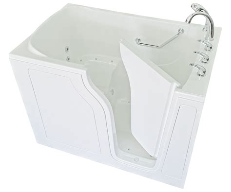 extra wide bathtubs extra wide walk in tub model b3555 bliss tubs