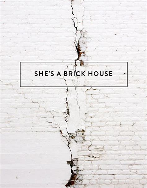 she s a brick house song she s a brick house sfgirlbybay