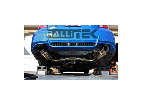 2009 subaru wrx exhaust invidia n1 catback exhaust wrx sedan 2008 2014 sti