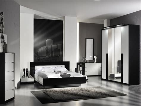 Black And White Bedroom Furniture Sets Decor Ideasdecor White Bedroom Black Furniture
