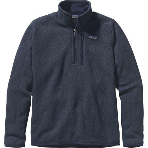 patagonia better sweater patagonia better sweater 1 4 zip s backcountry