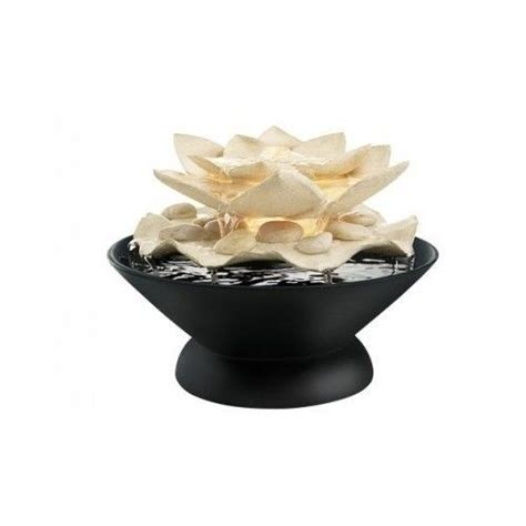 indoor water fountain home decor pond small tabletop wall