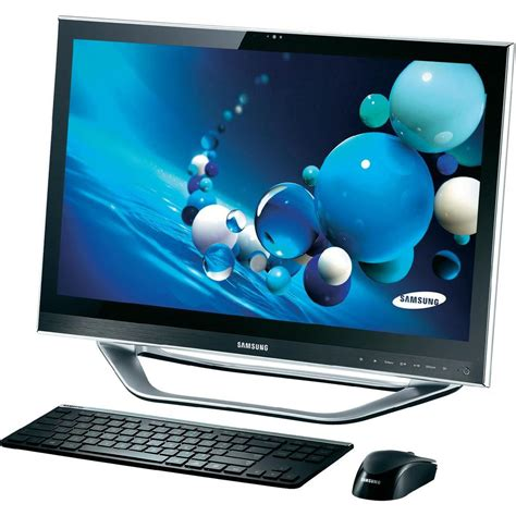 samsung 700a3d 23 6 quot all in one touchscreen desktop pc i3