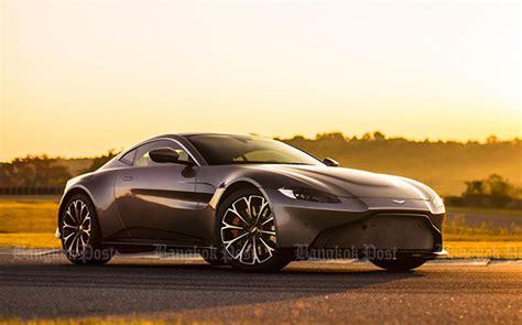 the new aston martin vantage automotive car news