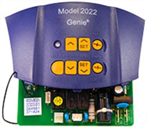 Genie Intellig 1000 Garage Door Opener Circuit Board Assembly by Genie Intellig 1000 Silentmax 1000 And Chainmax 1000