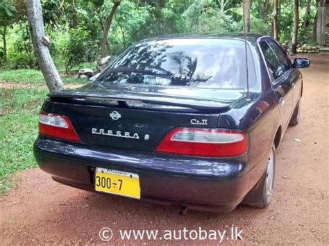 nissan sri lanka nissan presea for sale buy sell vehicles cars vans