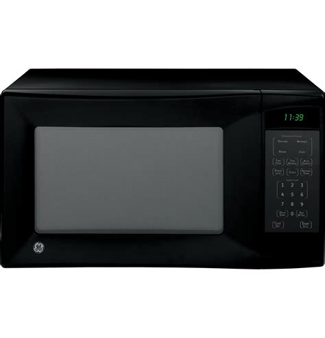 jes1139bl ge 174 1 1 cu ft countertop microwave oven