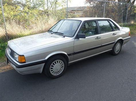 audi 4000cs 1987 audi 4000cs quattro german cars for sale