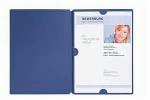 Bewerbungsmappe Mit Deckblatt Pagna Bewerbungsmappe Spirit Basic 3tlg Blau Papersmart