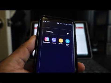 how to install samsung one ui beta