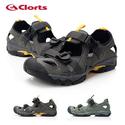most comfortable hiking sandals 2015 clorts men hiking sandals breathable comfortable