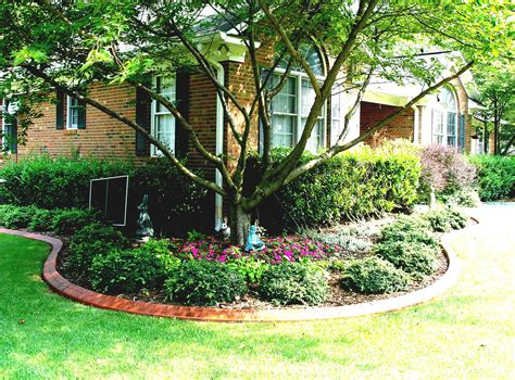 house landscaping charming front yard landscaping ideas for ranch style