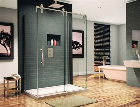Modern Glass Shower Doors Glass Shower Enclosure For The Contemporary Bathroom