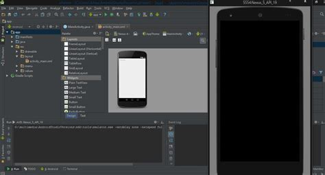 android studio emulator run android apps on your windows pc extremetech