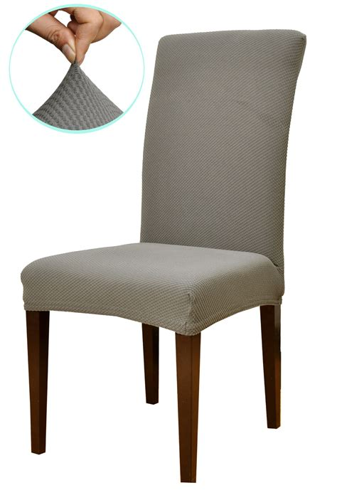 jacquard paddy stretch dining room chair cover hotel dining room decorate knit jacquard chair covers party