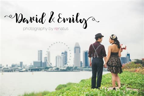David & Emily Pre Wedding Photography Singapore ? Renatus