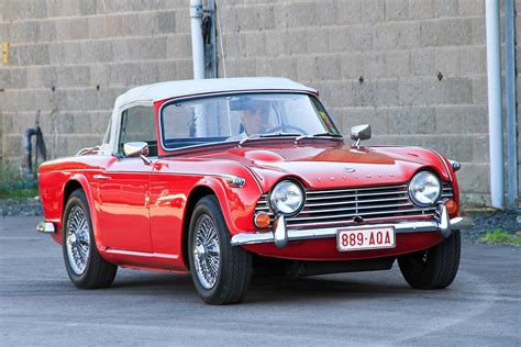 and the tr tr register buyers guide to the triumph tr4 4a