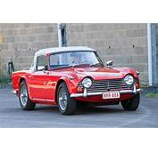 TR Register Buyers Guide To The Triumph TR4 / 4A