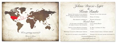 bilingual wedding invitations dreaded bilingual wedding invitations theruntime