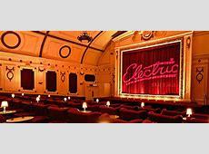 The Electric Cinema   Gorgeous, Retro Notting Hill ... Nachos