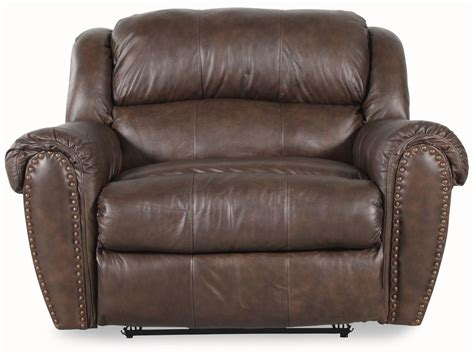 Lane Summerlin Snuggler Leather Recliner Mathis Brothers