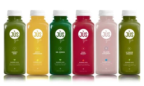 5 Day Detox Juice Cleanse Groupon by Juice Cleanse Jus By Julie Nat Groupon